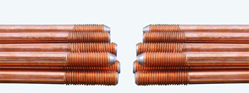 Copper Bonded Steel Rods